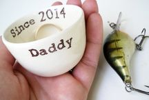 Handmade gifts for dad / Gift for dad! Father's Day or any day.