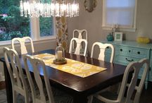 dining room / by Amy Hynes
