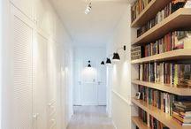 Shelving and storage / by Benn Glazier