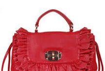 2 Taschen rot