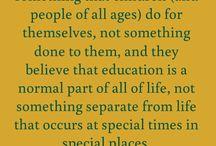 Education / by Dana Dailey-Glenn