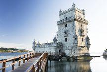 Belém - Lissabon, Portugal / Wo Lissabon an den Atlantik stößt, liegt das Viertel Belém. Ein Ort der Sehnsucht nach dem Meer. Belém hat die Ruhe der ewigen See, die ergriffen macht und das Leben leicht.