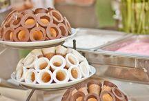 Ice Cream Inspired Wedding Ideas / by Ana Williams