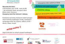 Festiwal Dużego Formatu - poezja i sztuka  / 30 listopada postindustrialne wnętrza starej fabryki serów na Hożej 51 w Warszawie opanuje poezja i sztuka.