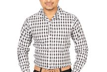 Shophunk Formal Shirts for Men / Shophunk.com is now introducing a stylish official look formal shirts for men which will give royal look and dignity / by Shop Hunk