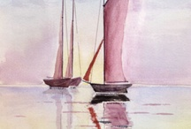 Noel K. Fletcher / by Art Cove Greeting Cards and Blog