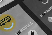 Campagna Abbonamenti 2014-2015 / #IOVIAGGIOINREGOLA
