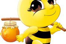 Včelky obrázky