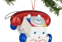 Fisher Price and Hasbro Games and Toys / Fisher Price and Hasbro Games and Toys Ornaments