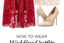 Inspiration // Wedding Guest Style