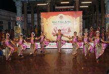 "GIRI'S ""SANNITHIYIL SANGEETAM"" - 12.DEC.2015 / BHARATHA NATYAM dance concert by Groups of Srimathi.Rukmani Ramani, Srimathi.Malini balaji, Mr.Shivakumar, H.N.Nandhini Suresh, Srimathi.Srelekha Bharath."