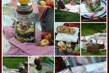 Picnic/French Sunday lunches