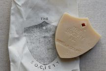 The Society Inc. Shop | Apothecary / A collection of bath and apothecary products handpicked by Sibella Court including The Society Inc. signature range of soap.  / by The Society Inc. by Sibella Court