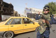 فتح منطقة الكرادة في العراق