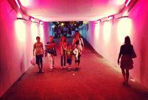Eventi a Bellaria - #NotteRosa#FrecceTricolori