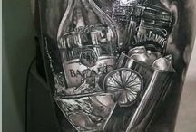 bartender tattoo