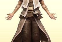 Monk - Male