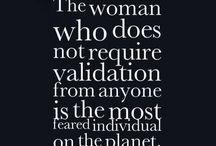 Woman !