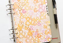 Planner Projects with your Silhouette / by Silhouette America
