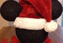 Christmas - Mickey Tree