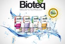 BIOTEQ BIOLOGY&TECHNOLOGY / Bioteq Biology & Technology – is a brand which combines 20 years of great Michel Laboratory experience, the scientific potential of specialists and targeted effects of natural products.  Bioteq is a synergy of modern biotechnology and traditional cosmetology actively supporting health, youth and beauty.