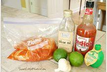 Seasonings/Sauces/Marinades/Dressings/Salsas/Dips