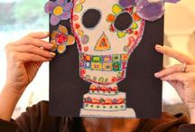 Day of the Dead kids craftiness / Dia de Los Muertos | Day of the Dead crafts