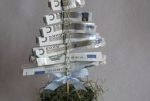 (Geld) -Geschenke