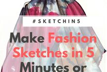 Learn to draw a sketch