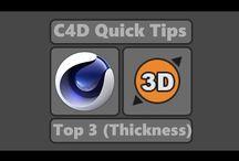 c4d tips