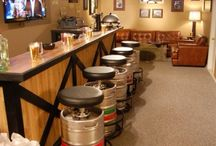 Man Cave / All things for the ultimate Man Cave / by Michael Choate