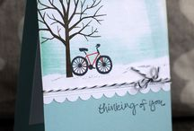 Stampin' Up! - Sheltering Tree / Ideas using the Stampin' Up! Sheltering Tree stamp set