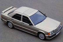 Mercedes-Benz, AMG, Brabus, etc ...