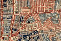 City maps & plans