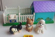 cute hard clay toys