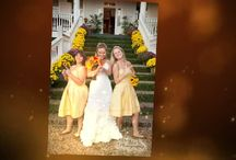 Fall Weddings / Ideas for fall wedding flowers and decor for Charleston, SC