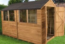 Workshop Sheds / Workshop sheds are a great space for storage, to do DIY or to pursue your hobbies and interests. To that end, we have a range of workshop sheds here at Sheds.co.uk, which come in a range of sizes so no matter how big your garden, or how much space you need, you'll find what you're looking for right here.