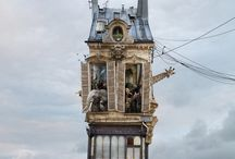 Laurent Chehere / Flying Houses