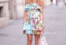Easy Breezy Summer Sundress / Summer time has arrived and ladies that means its time to bust out those easy breezy summer time dresses!  / by Eye Candy