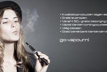 Go Vapour / De E-Sigaretten Specialist