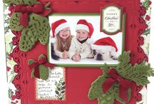 Anna Griffin Christmas Cards Cricut Cartridge…