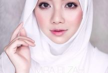 makeup syar'i for wedding
