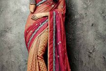 IIFA Inspired Sarees / Recreate the bollywood glam with these ravishing IIFA Inspired sarees. Walk the Red carpet with these exclusive collections. IIFA Inspired sarees can be shopped at www.cbazaar.com
