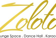 2015 Zoloto Lounge Space/Dance Hall/Karaoke / 2015 Zoloto Lounge Space/Dance Hall/Karaoke branding