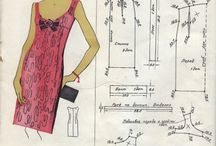 #PatternMaking #PatternConstruction / I love the structure of pattern making, the science, the maths.