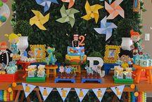 Festa Lorena Mundo Bita 2 anos