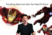 Everything About Iron Man You Need To Know!