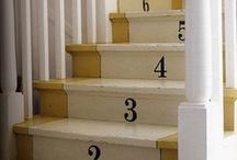 Painted Stairs / by Kara Wolf-Hoodak