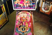 Bally Playboy Pinball Machine / pinball