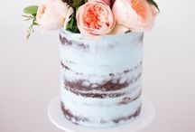 Cake inspo / Ideas for your wedding cake design